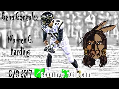 '17 Geno Gonzalez- Warren G Harding High School