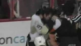 Sydor vs Ruzicka Nov 10, 2007