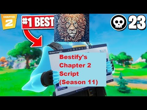The Best Cronusmax Script For Fortnite Chapter 2 (Season 11)
