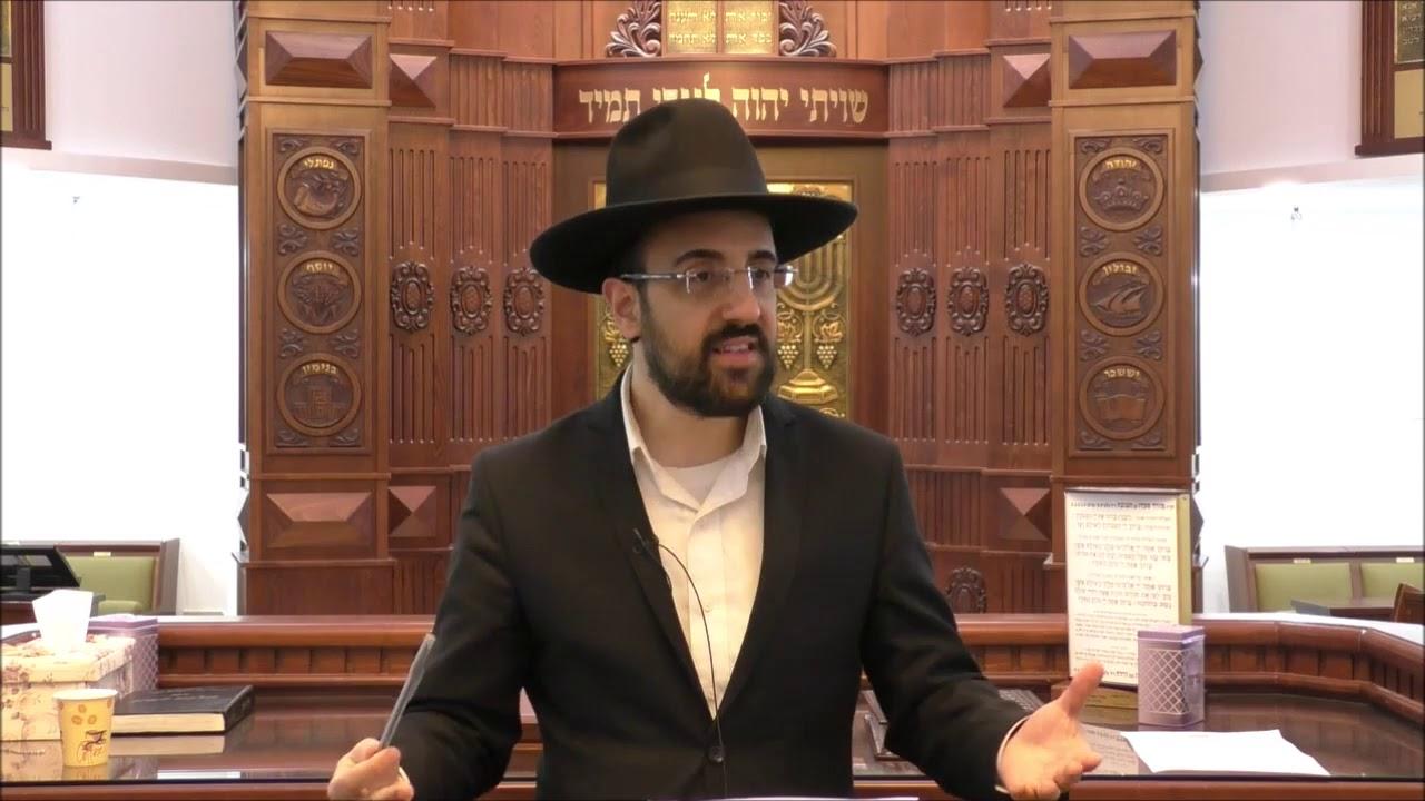 הרב מאיר אליהו   מחללי שבת בפרהסיא תשע״ט   משכן יהודה