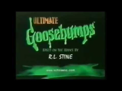 RARE ultimate Goosebumps theme song!