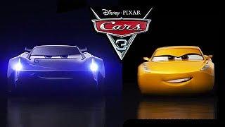 Прохождение Cars 3: Driven to Win / Тачки 3 - Jackson Storm - ФИНАЛ ИГРЫ #13