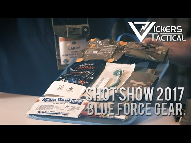 Shot Show 2017 - Blue Force Gear