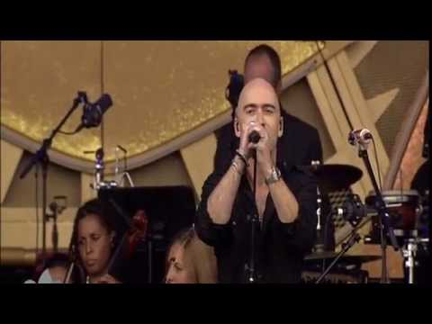 Ed Kowalczyk Pinkpop 2014 - I Alone, Lightning Crashes, All Over You, T.B.D