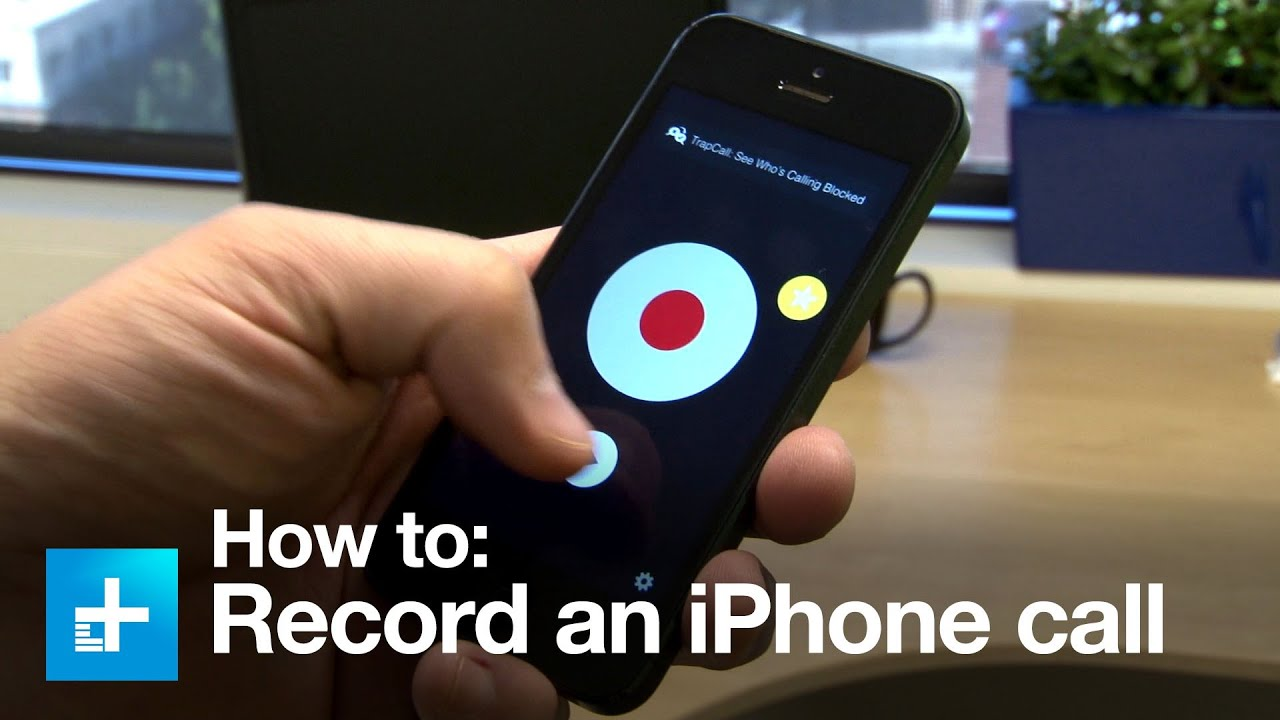 Can I Record A Phone Conversation On My Iphone