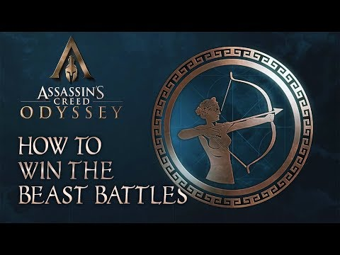 How to Win the Beast Battles in Assassin's Creed Odyssey thumbnail