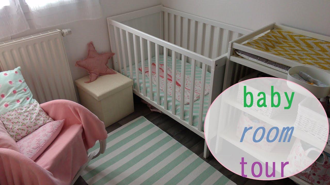 baby room tour déco chambre de bébé nursery tour