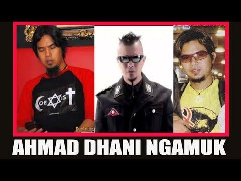 Ahmad Dhani NGAMUK setelah terbongkar pakai Kaos logo PKI