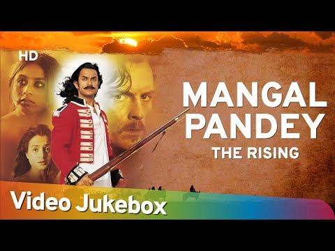 Mangal Pandey: The Rising Songs (2005) | Aamir Khan | Rani Mukherjee | A. R. Rahman Songs