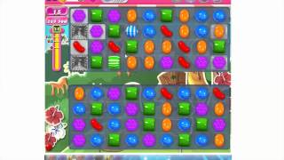 How to play Candy Crush Saga Level 199 - 3 stars - No booster