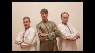 ТРИ БОГАТЫРЯ  Эй, ухнем - русская народная песня.