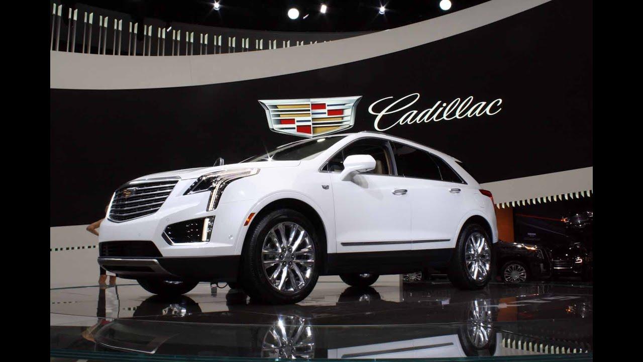 2017 Cadillac XT5 - 2015 L.A. Auto Show - YouTube