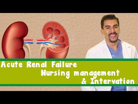 4 Nursing Interventions for Acute Renal Failure *Part 1* prerenal