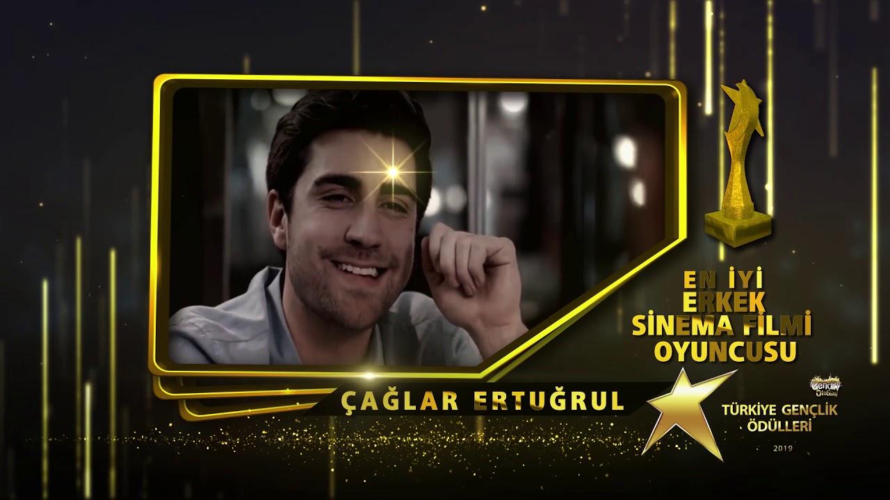 turkiye genclik odulleri 2019 en iyi erkek sinema filmi oyuncusu caglar ertugrul