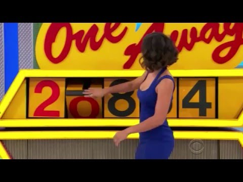 The Price Is Right (1/8/16) | One Away & Master Key