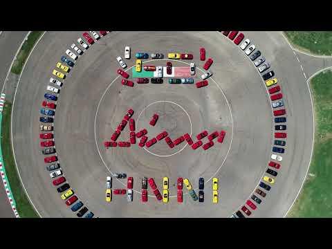 Ferrari: Record number of Dinos flock to Maranello