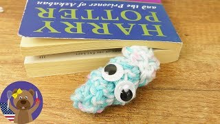 Bookmark Worm | Easy DIY Bookmark for Beginners