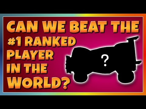 Can We Beat The #1 Ranked Player In THE WORLD??? | Rocket League Grand Champion 3v3