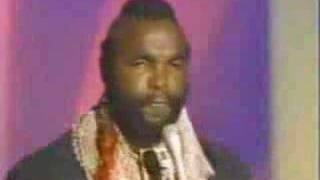 Mr. T's Rap Song - Treat Your Mother Right