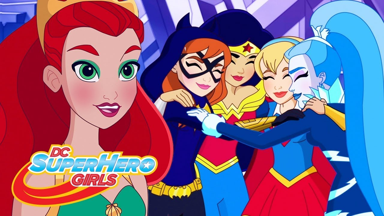 Fortress of Solidarity | 521 | DC Super Hero Girls