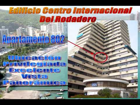 APARTAMENTO 802 RODADERO SANTA MARTA  ARRIENDO ALQUILER