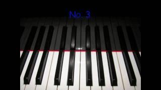 Maurizio Pollini plays Chopin Nocturne Op.15 No.3
