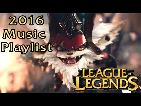 Best Music For Playing LEAGUE OF LEGENDS | Gaming Music | Best LoL Songs Playlist 2016