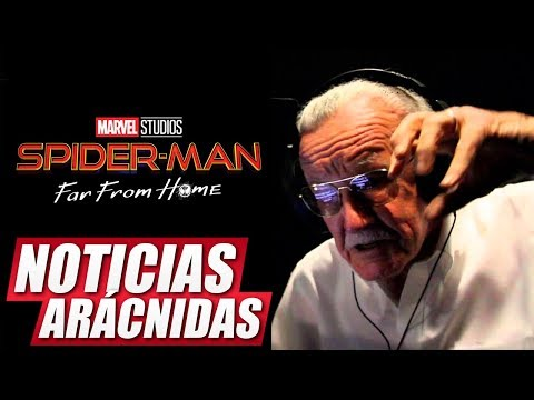 Stan Lee si tendría un cameo en Spider-Man: Far From Home
