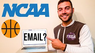 What Should Your Email To A College Coach Say?!
