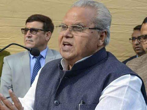 Pulwama terror attack: J&K Guv Satya Pal Malik accepts lapses on govt's part Mp3