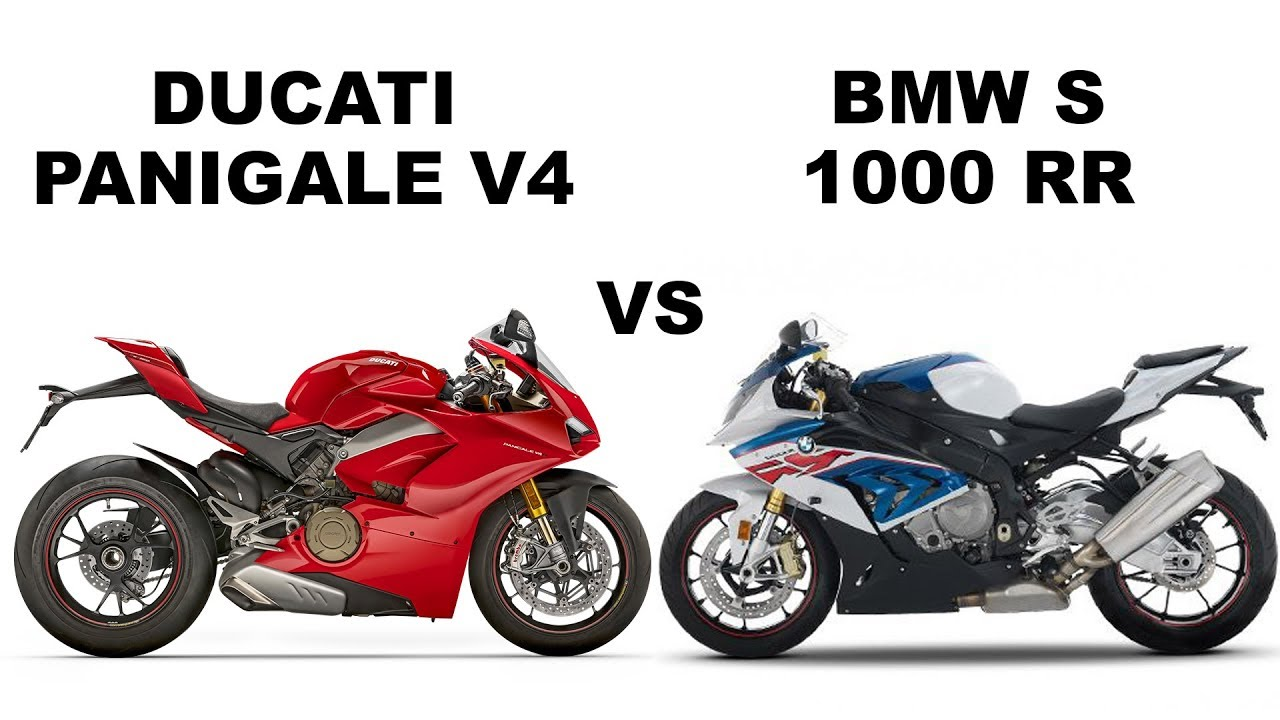 bmw s 1000 rr vs ducati panigale v4 specs compare youtube. Black Bedroom Furniture Sets. Home Design Ideas