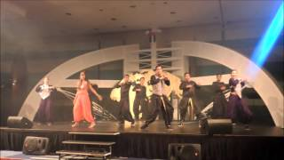 Burj al Arab, Staff Party - F&B Performance.