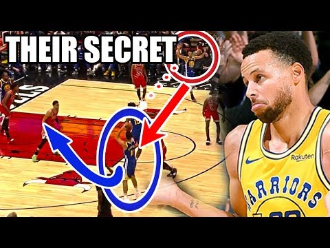 The REAL Reason Stephen Curry & Klay Thompson Get OPEN Shots In The NBA (Ft. Off Ball)