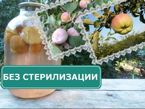 Яблоки на зиму рецепт