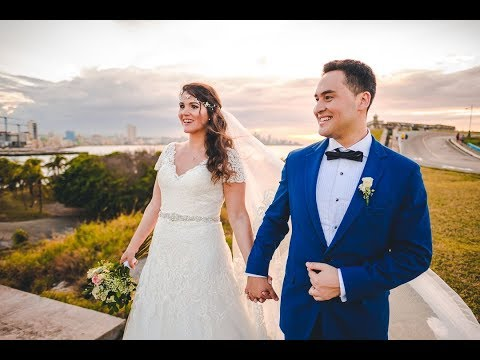 My heart in Havana- Raiza & Christian Wedding