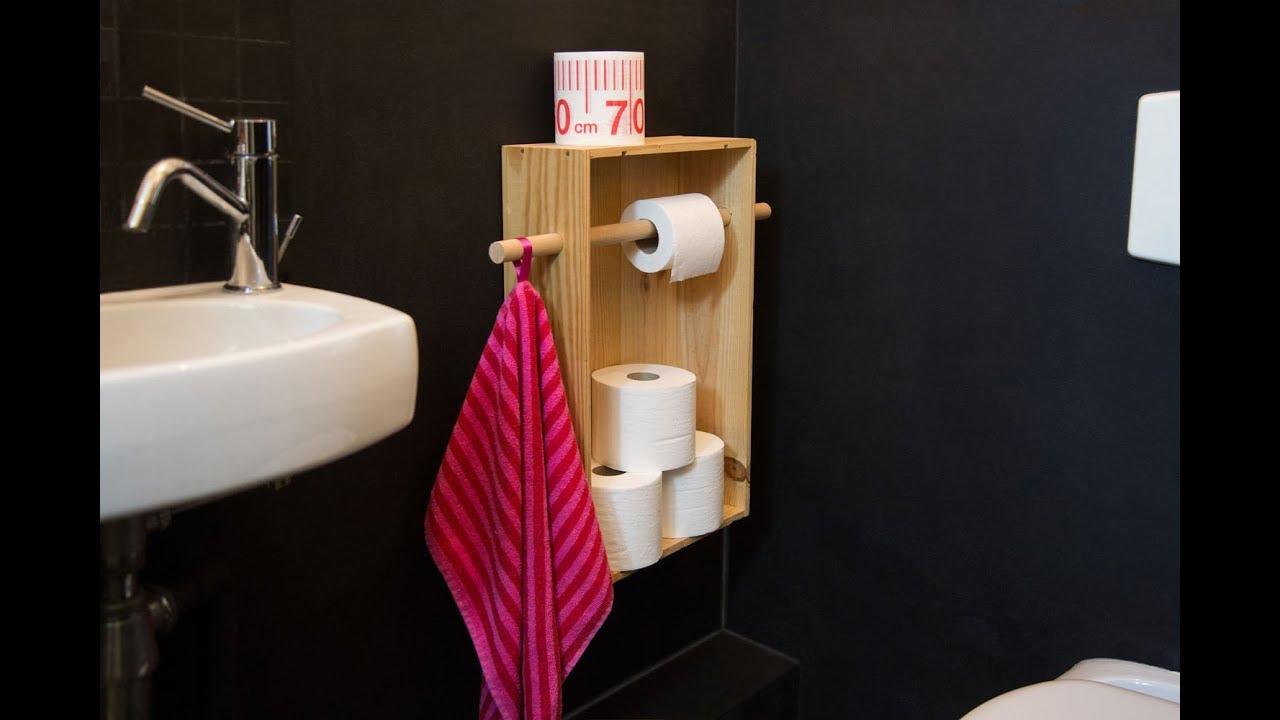 Fabriquer Un Porte Essuie Tout comment fabriquer le porte papier toilette boxy