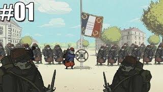 Soldats Inconnus : Playthrough #01 / La guerre commence.