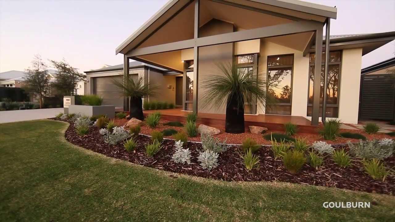 Goulburn modern new home designs dale alcock homes for Dale alcock home designs