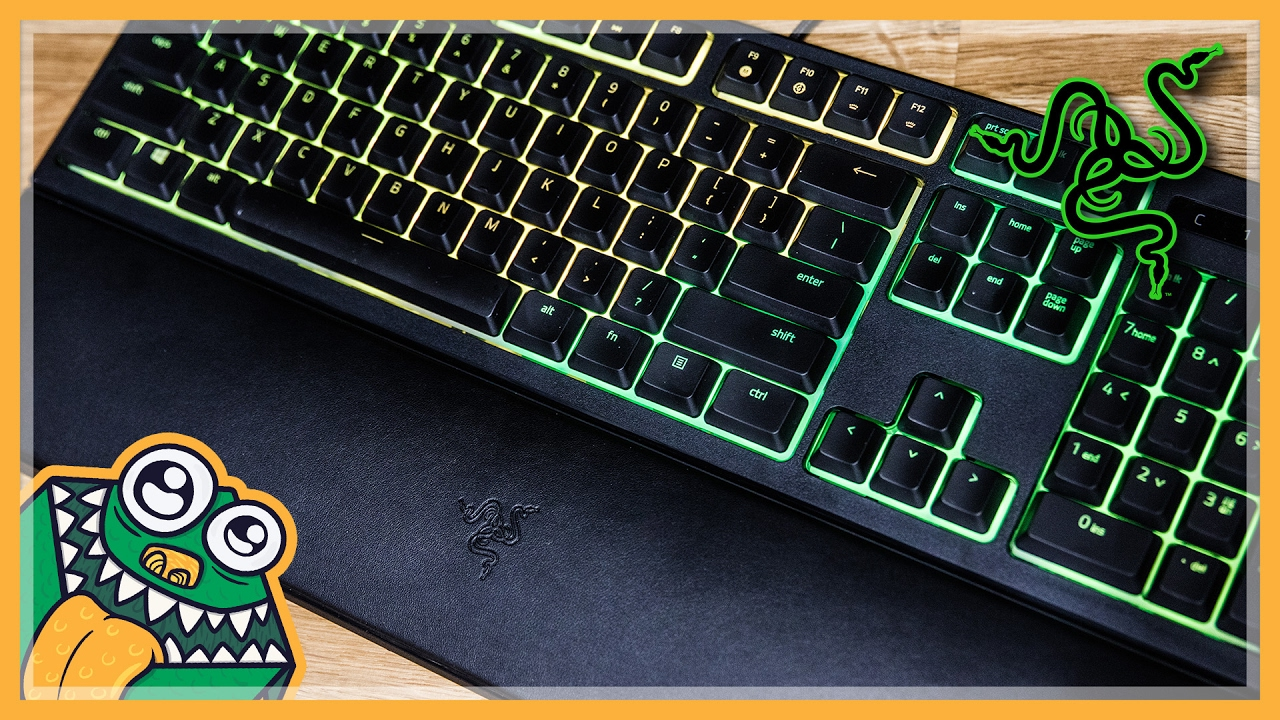 Razer Ornata - Review and Unboxing