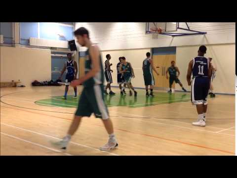 CITY COLLEGE PLYMOUTH vs HAREFIELD ACADEMY - EABL WEEK 23  18/03/15