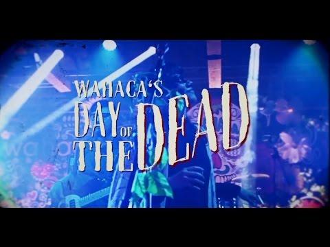Wahaca's Day of the Dead Fiesta 2016 is coming
