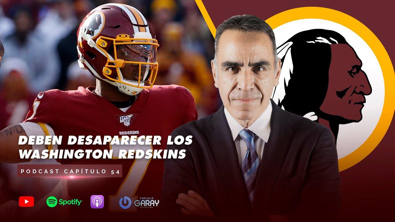 ¿ Deben desaparecer los Washington Redskins ?