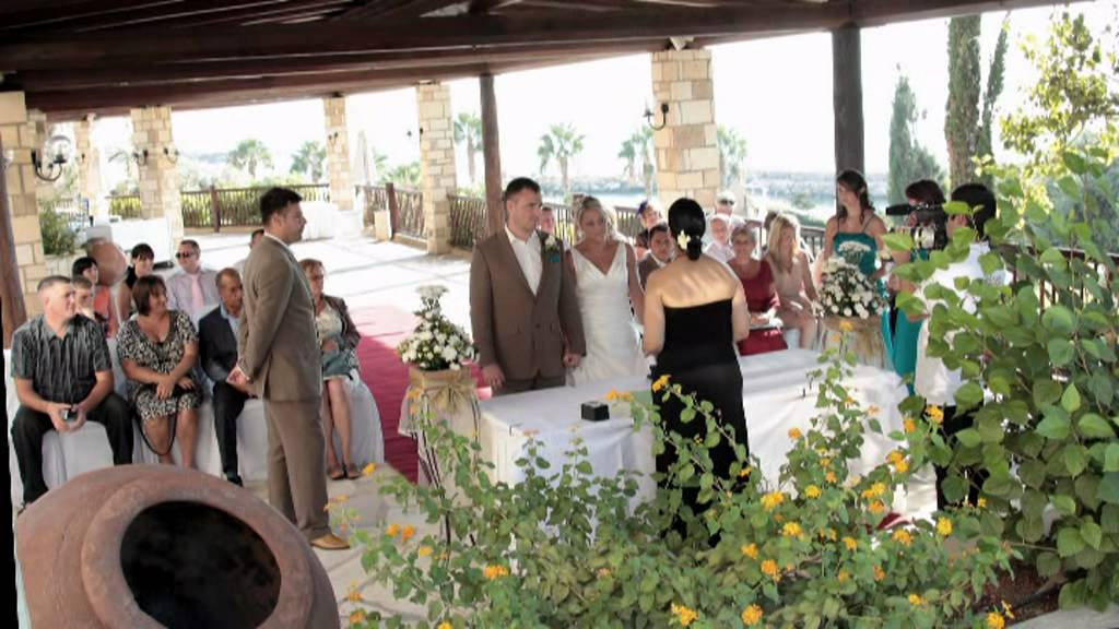 Coral Beach Hotel Wedding Package