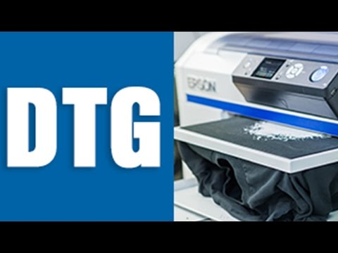 Going Fully Digital with DTG