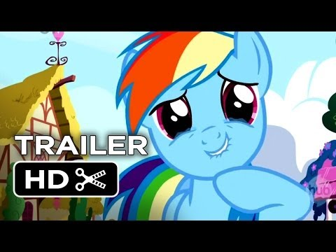 Trailer do filme Bronies: The Extremely Unexpected Adult Fans of My Little Pony