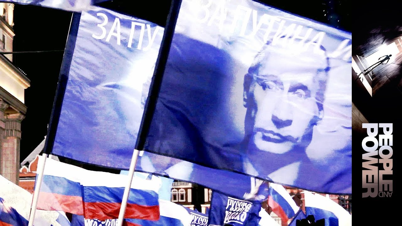 In Search of Putin's Money