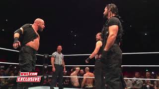 Triple H at WWE Live Event in Glasgow: Exclusive, The Shield recruit wrestling  monday night raw