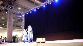 Letter Bee Gruppe- LBM 2011 (So. 20.03)/ Cosplay Wettbewerb