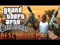 Grand Theft Auto San Andreas Best Glitches