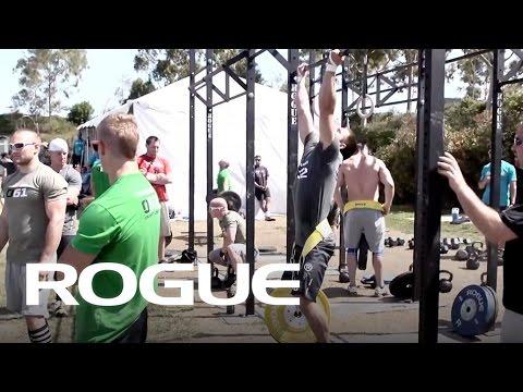 Rogue Dip Belt - Heavy Duty Nylon - CrossFit | Rogue Fitness
